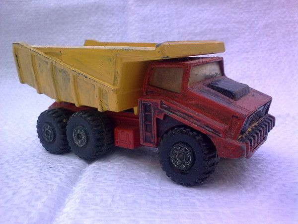 Camion benne - Camion benne americain ...